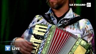 Winston McAnuff & Fixi - Garden of love - Le Live