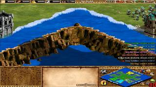 Age of Empires 2 : The Conquerors [ Online 4vs4 ] sur GameRanger