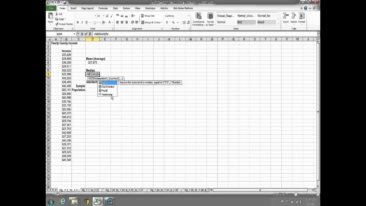 developing spreadsheet based decision support systems video fig 71 to 74