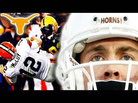 What Ever Happened to Colt McCoy???
