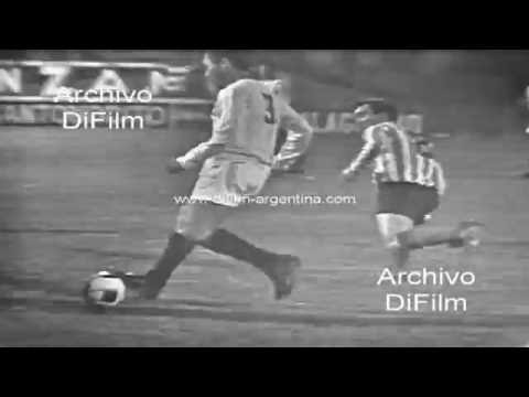 Racing Club vs Universitario - Primer Tiempo Copa Libertadores 1967