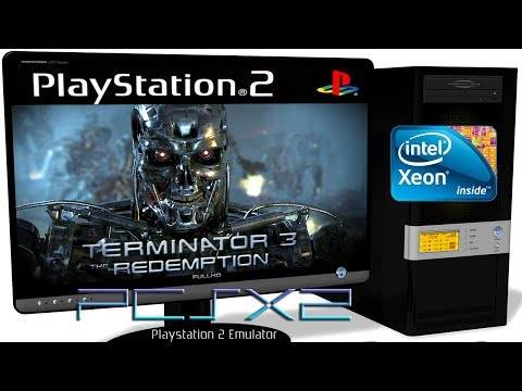 PCSX2 1 5 0 [PS2] - Terminator 3: The Redemption [HD-Gameplay] Settings   OpenGL #1