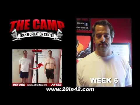 Corona Fitness 6 Week Challenge Result - Robert Higgins