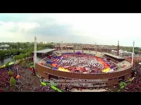 Amsterdam Olympic Stadium - Daplast Seating