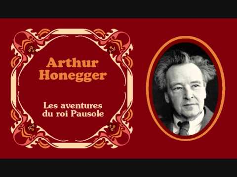 Arthur Honegger - «Entrée du chocolat espagnol» de