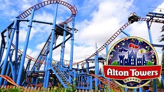 Alton Towers Vlog August 2019