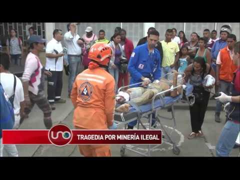 Tragedia por minería ilegal en el Tambo, Cauca