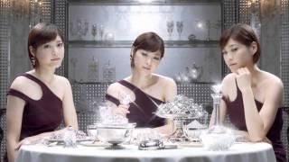 上野樹里Ueno Juri Shiseido 資生堂MAQUILLAG Shiny Jelly Rouge CM 15s.