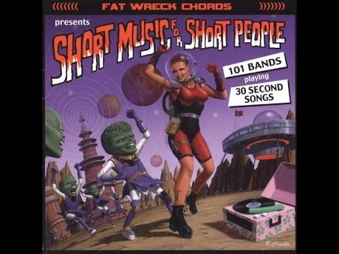 101 bands - short music for short people - full album