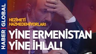 Azerbaycan Mevzilerine Ateş Açıldı! Ermenistan Yine Ateşkesi İhlal Etti!
