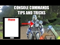 ARK: QUICKEST WAY TO ENTER ANY CONSOLE COMMAND! (10 SECONDS!) - (CONSOLE)
