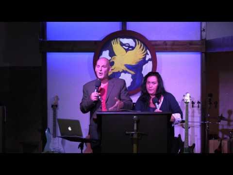 19 Acts 4:25-31 - No drawing back, forward - Mark Irvin English/Deutsch