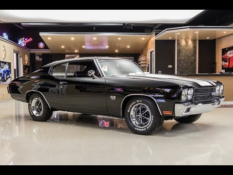 1970 Chevrolet Chevelle Ss For Sale Youtube