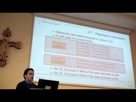 ICAPS 2013: Miguel A. González - An Efficient Memetic Algorithm for the Flexible Job Shop ...