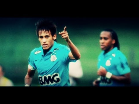 Neymar 2012/2013 - Sensational Player - HD