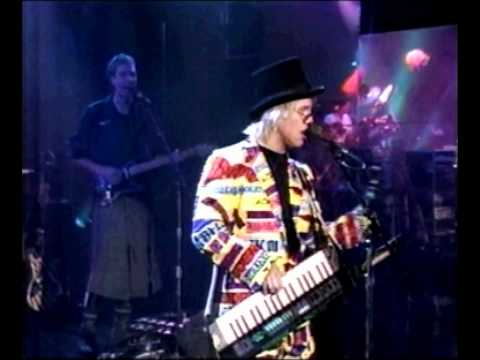 Thomas Dol Airhead on the Late Show  1988