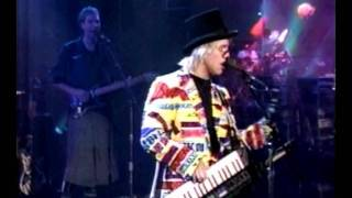 Thomas Dolby Airhead (on the Late Show) - 1988