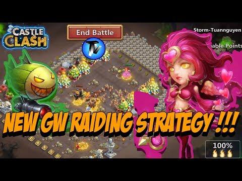 Castle Clash - Surprise Raid !!!