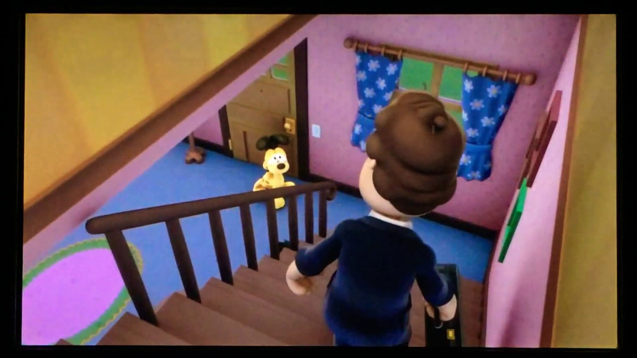 The Garfield Show Jon 2 English Youtube