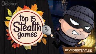 Top 15 Best Steąlth Games - October 2020 Selection DE