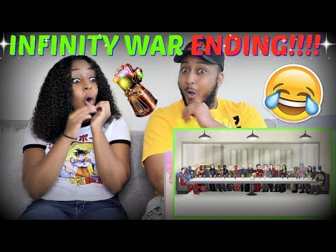 How Avengers Infinity War Should Have Ended REACTION!!