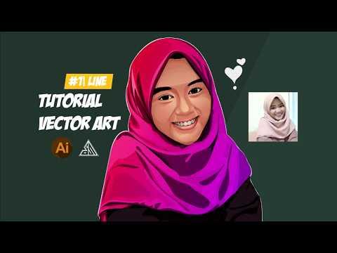 Part #1 tutorial vector art ai (adobe illustrator CS 6) thumbnail