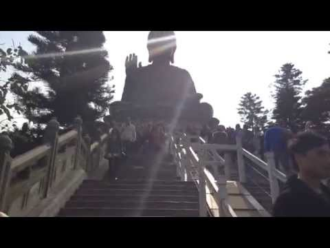 Largest Seated Buddha in the World (2014) - Tian Tan Buddha