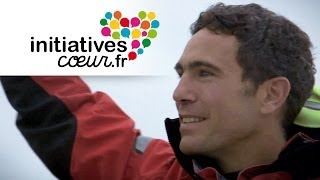 Le film de la course de Tanguy de Lamotte sur Initiatives-Coeur pen...