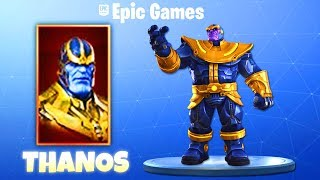 Fortnite Thanos Skin COMING BACK! Thanos In Fortnite Returning (GUARANTEED)