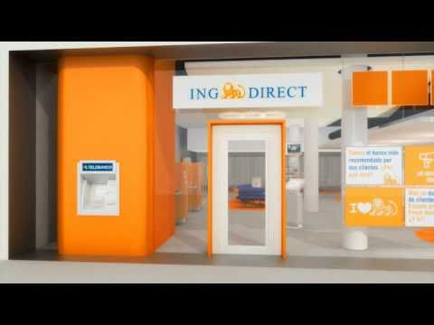 Ing direct oficinas youtube for Oficinas ing direct barcelona