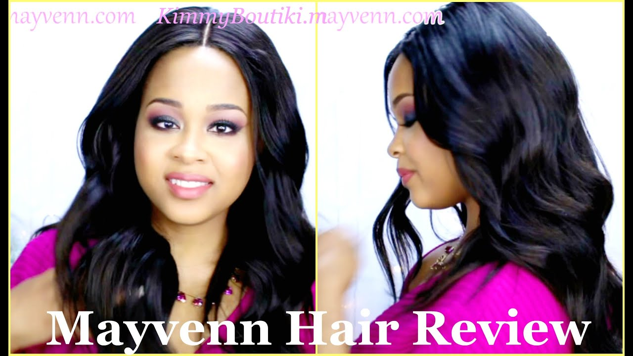 Mayvenn Hair Review Peruvian Straight Lace Closure Kimmy Boutiki You