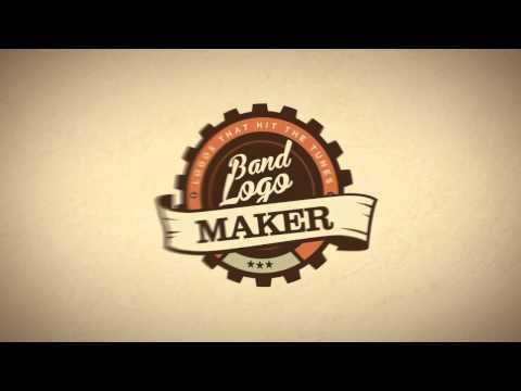 Band Logo Maker Intro Video