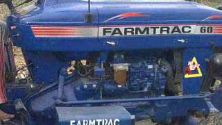 Farmtrac 60 advance Indian Farming