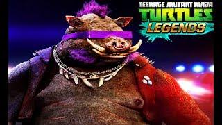 Черепашки ниндзя Легенды #286 СОСТАВЫ ОТ ПОДПИСЧИКОВ БИБОП ФИЛЬМ TMNT Legends