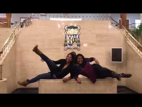 Molloy SACE Dhadak 2018 Fashion Show Promo