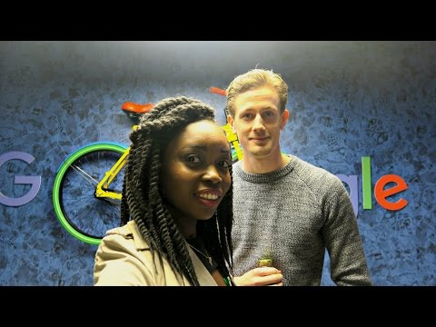 Our First Youtube Creators Event - Google Amsterdam ** CherAndMarkie **
