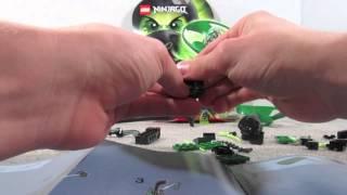 Ninjago Airjitzu Morro Flyer Unboxing & Build