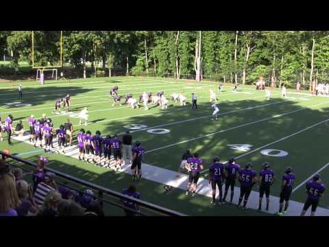 Cushing Academy - Varsity Football vs. Choate Rosemary Hall