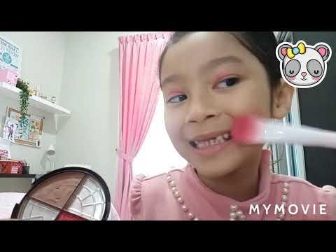 Tutorial Makeup By Afni Tasneem