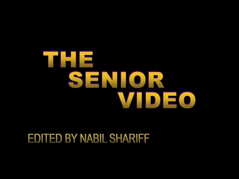 Pine View Class of 2019 Senior Video (Theatrical Cut)