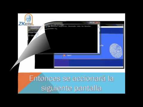 Fingerprint x628 manual