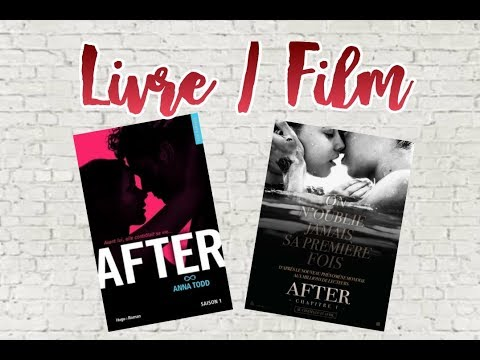 Livre Film After Anna Todd