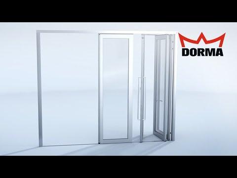 HSW FLEX Therm Horizontale Schiebewand für thermische Trennung - YouTube