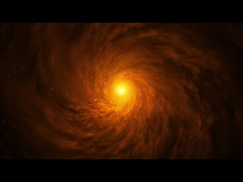 'Malnourished' black hole breaks all the rules