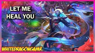 Let me Heal you! 😠 - League of Legends - Soraka Gameplay