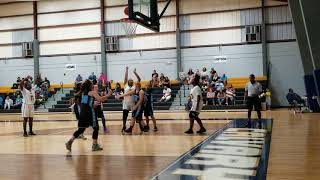 Lady Chargers vs Fastbreak