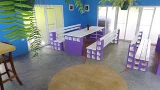 Communal Kitchen - Jungles Edge Lifestyle Retreat Center