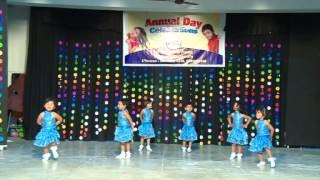 Chak dhum Dhum - Ananya annual day performance