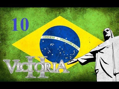 """""""Paz con China, Yunnan es nuestra""""   Victoria 2   #10   Campaña con Brasil"""
