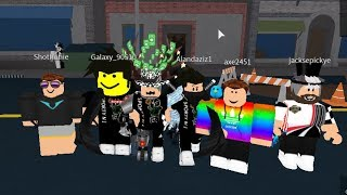 35 ROBUX FOR VIP AND RADIO | HANG OUT WITH FANS & FRIENDS | MYSTERY MURDERER ROBLOX